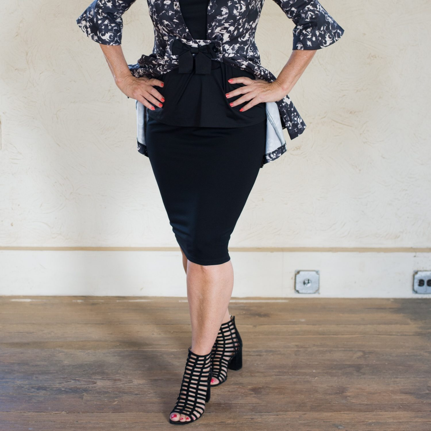 A Sexy Pencil Skirt That is Comfy?  Must Have!